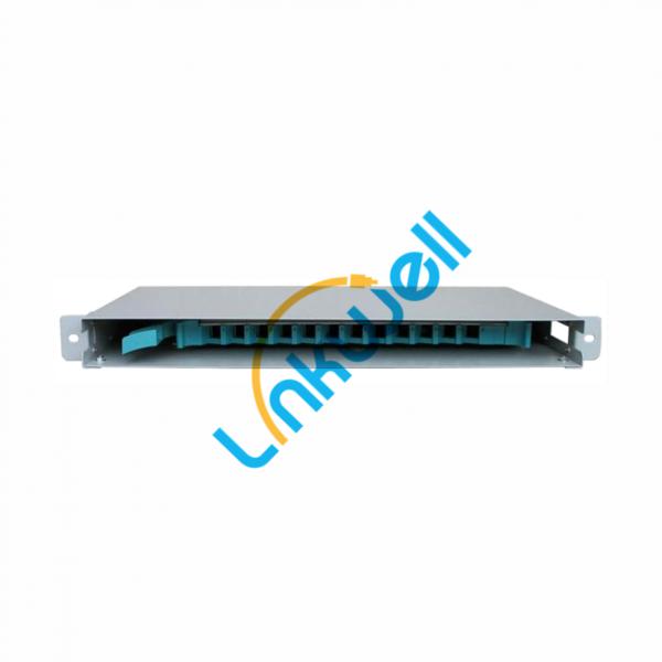 ODF Frmae plastic rack-12F2