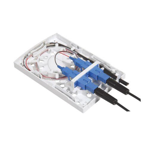 2 Fiber Socket