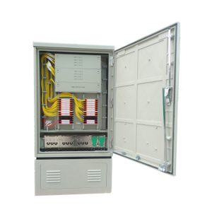 288 and 384 Fibers Fiber Distribution Terminal (FDT) SMC Cabinet