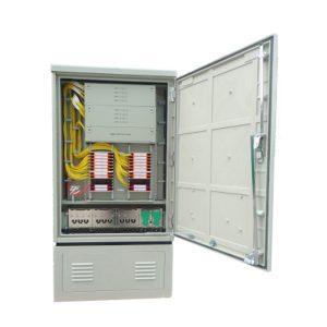 288 and 384 Fibers Fiber Distribution Terminal (FDT) SMC Cabinet