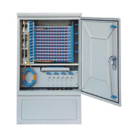96 Fibers Outdoor SMC Optical Cross Connect Cabinet (OCC)