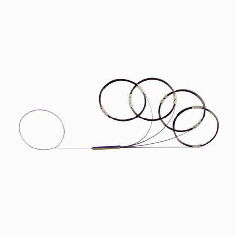 bare fiber optical splitter