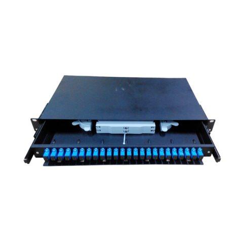 fiber termination panel