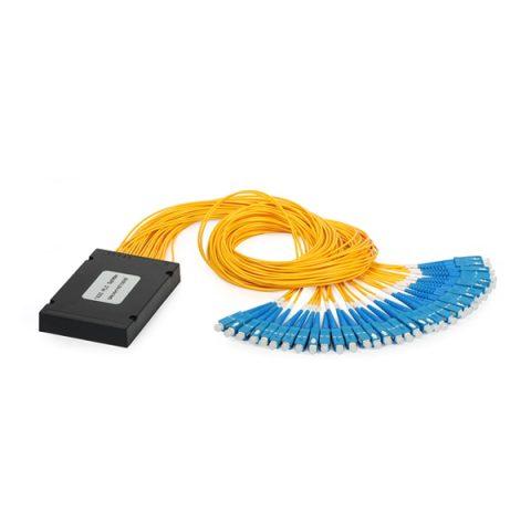 1×32 plastic box PLC splitter
