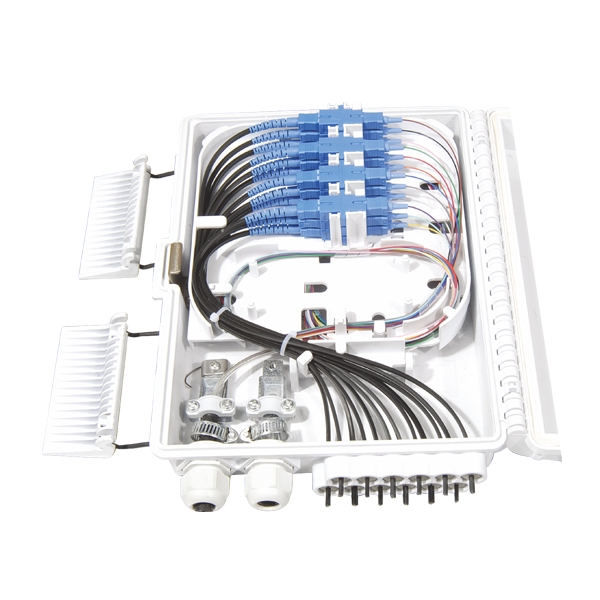 12 Fibers Fiber Optic Junction Box