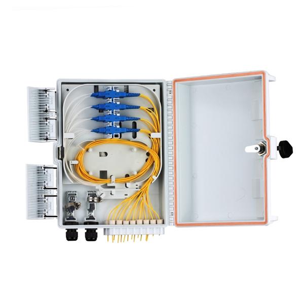16 Fibers Fiber Terminal Box FTB