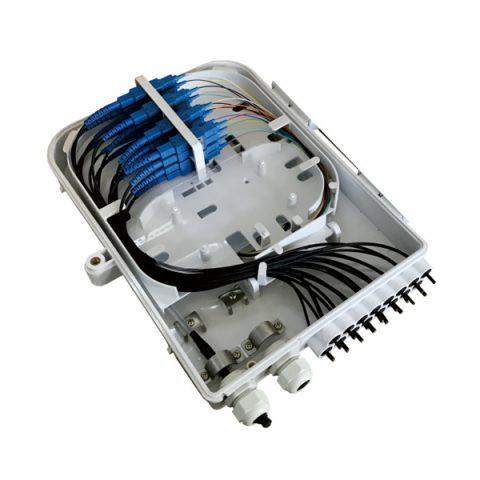 16 Fibers Fibre Terminal Box FTB