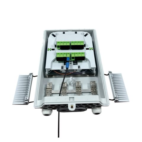 16 Ports Fiber Optic Terminal Box