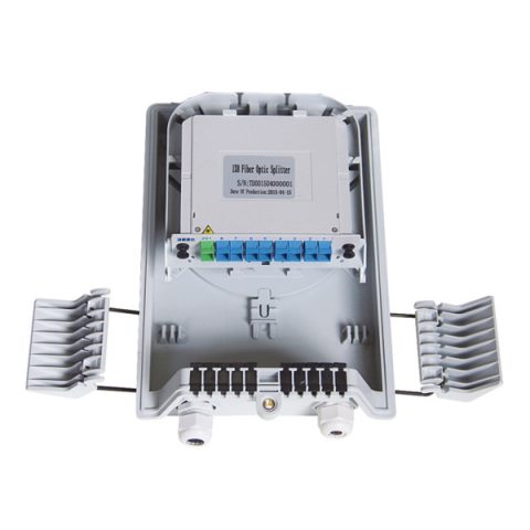 1x8 Mini Rapid Fiber Distribution Terminal