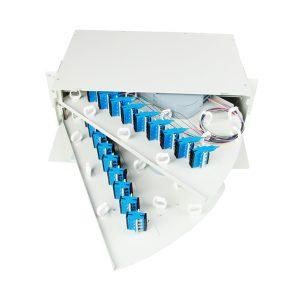 72 ports swing optical frames