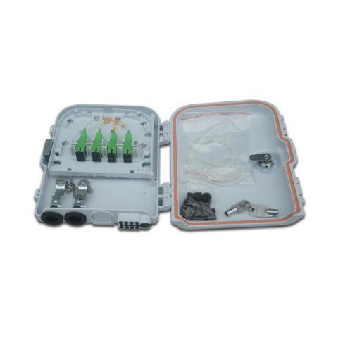 8 Fibers Optical Distribution Box