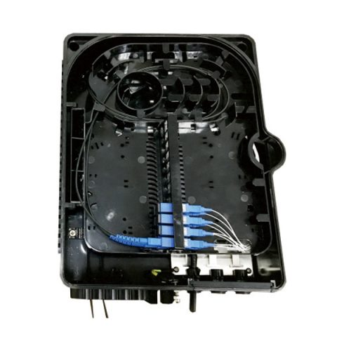 Fiber Optic Terminal Box - 16 Fibers