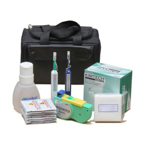 LW-TK300 Fiber Connector Cleaning Tool Kit