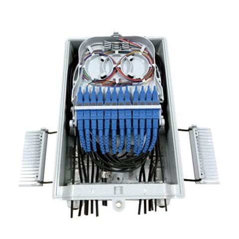 Mini Rapid Fiber Distribution Terminal - 12 Fibers