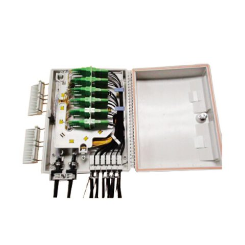 Optical Distribution Point ODP Box - 24 Fibers