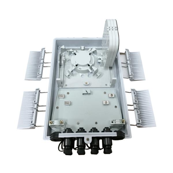 multiport splitter terminal