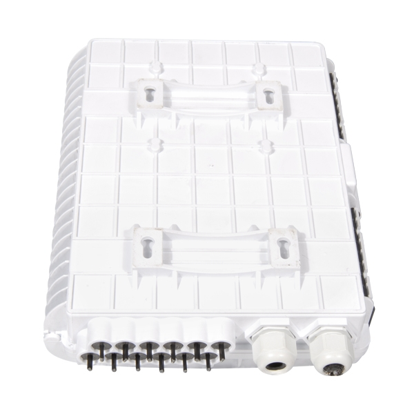 wall mounted and pole mounted 12 Fibers Fiber Optic Junction Box
